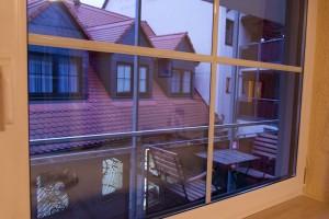 schlafzimmer im hotel ritters weinstuben in merseburg