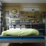 familienzimmer mit doppelbett max hostel bonn