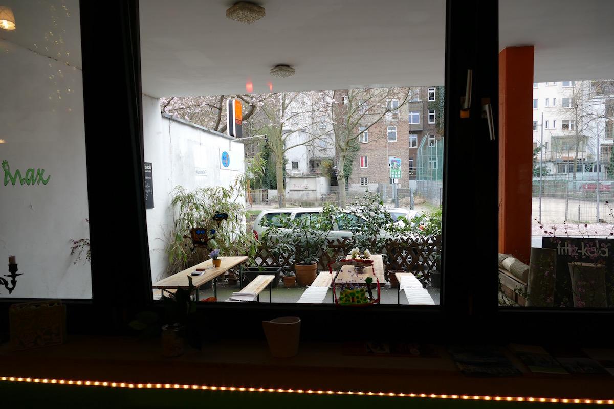 biergarten cafe max bonn