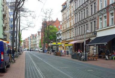 limmerstrasse in linden nord