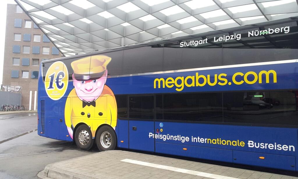 megabus am hannover zob