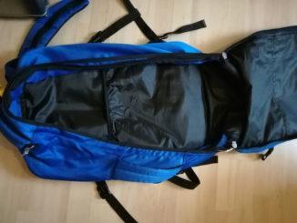 leerer reisekoffer handgepäck