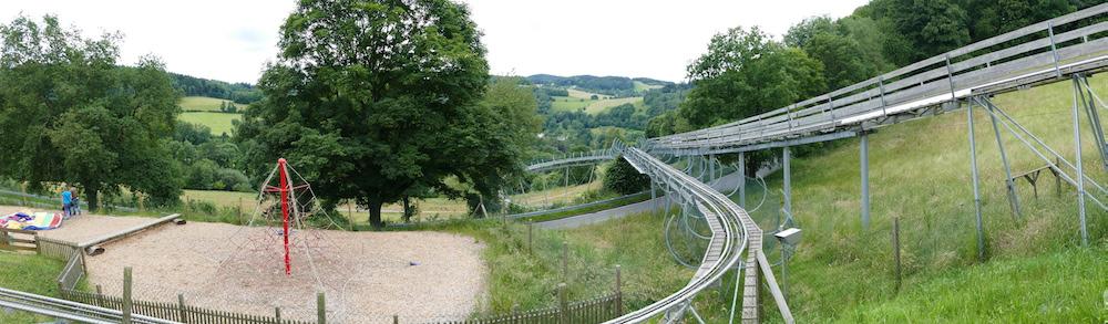 spielplatz und sommerrodelbahn wald-michelbach