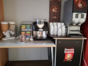 kaffee in der jugendherberge duisburg