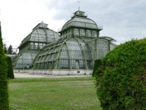 palmenhaus am tierpark schönbrunn