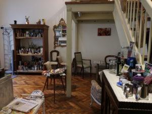 treppe zur galerie im röstzimmer 15 salzburg
