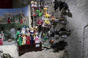 marinetten im Museum auf der Festung hohensalzburg
