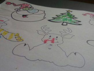 weihnachtsbild für heiligabend
