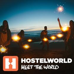 hostelworld werbung
