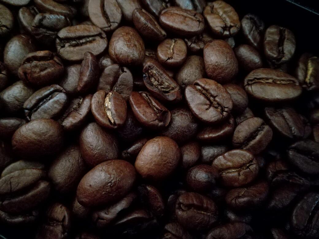 kaffeebohnen im vollautomaten