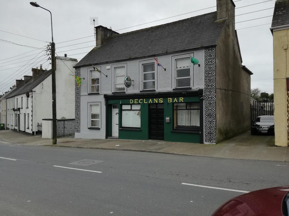 pub geschlossen in kilmihil irland