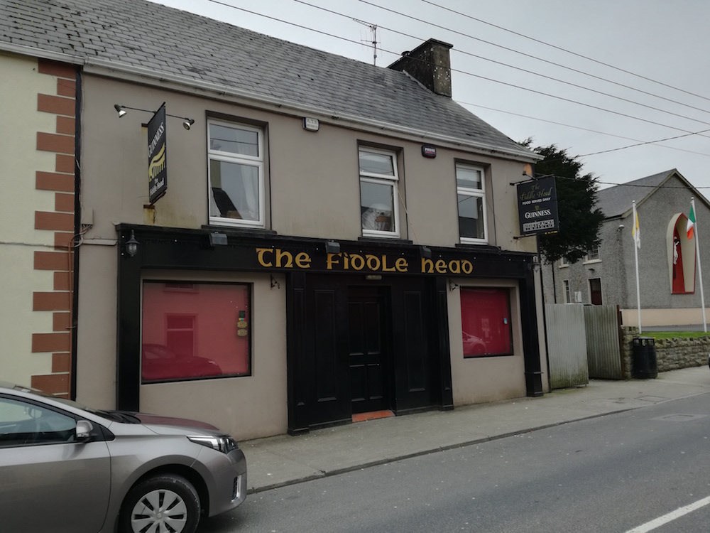 fiddle head pub in kilmihil