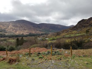 Anfang des Gap of Dunloe