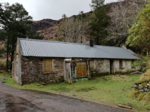 altes haus im gap of dunloe