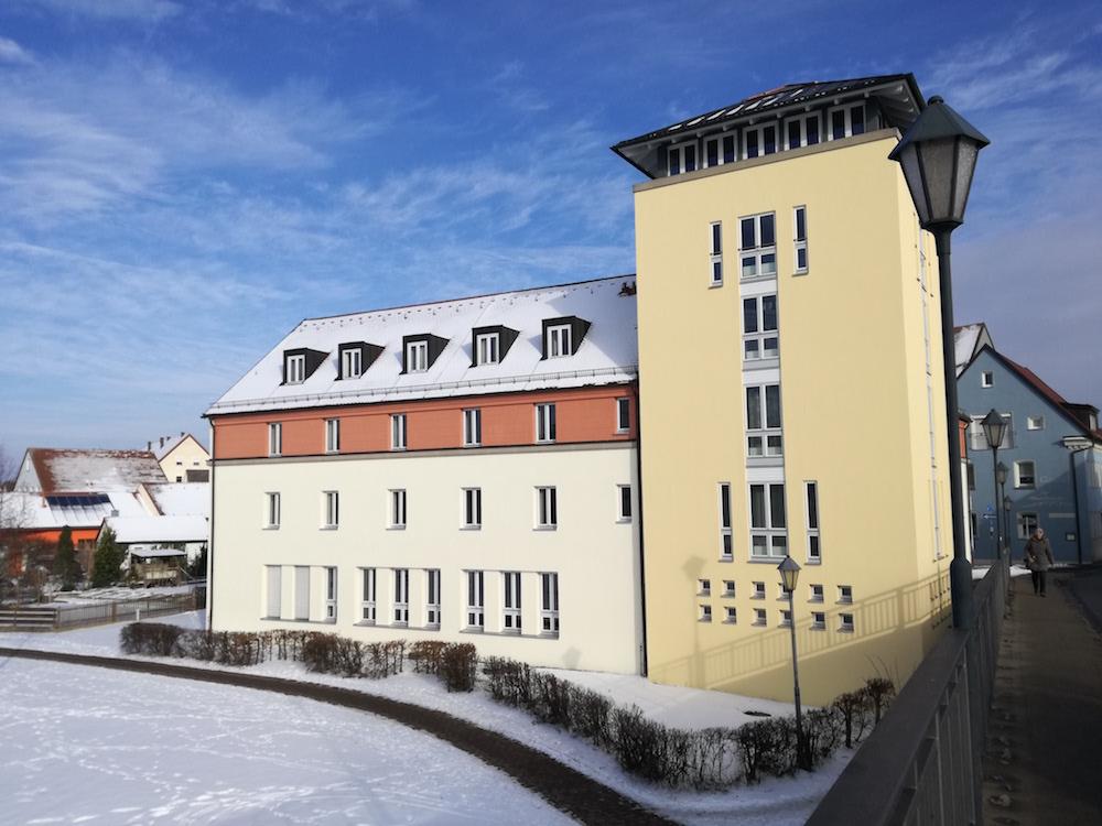 jugendherberge in gunzenhausen