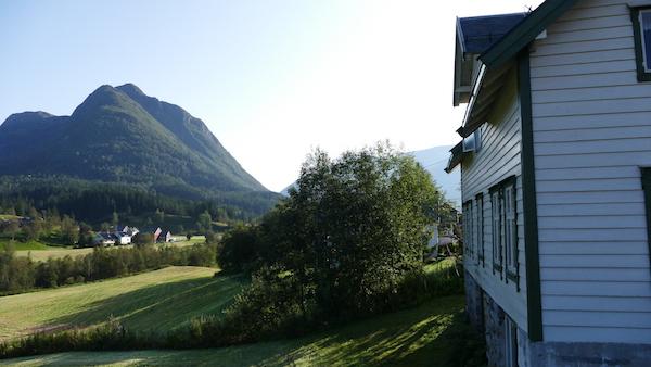 ferienhaus haukedalen und berg
