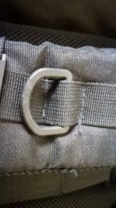 anschluss am skandika atlas 90 rucksack