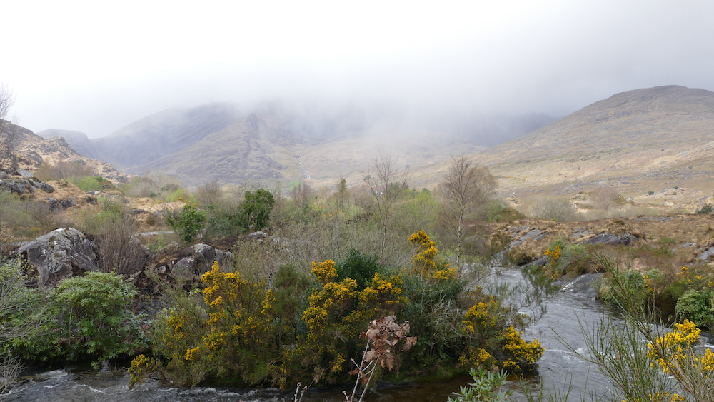 nebel am gap of dunloe