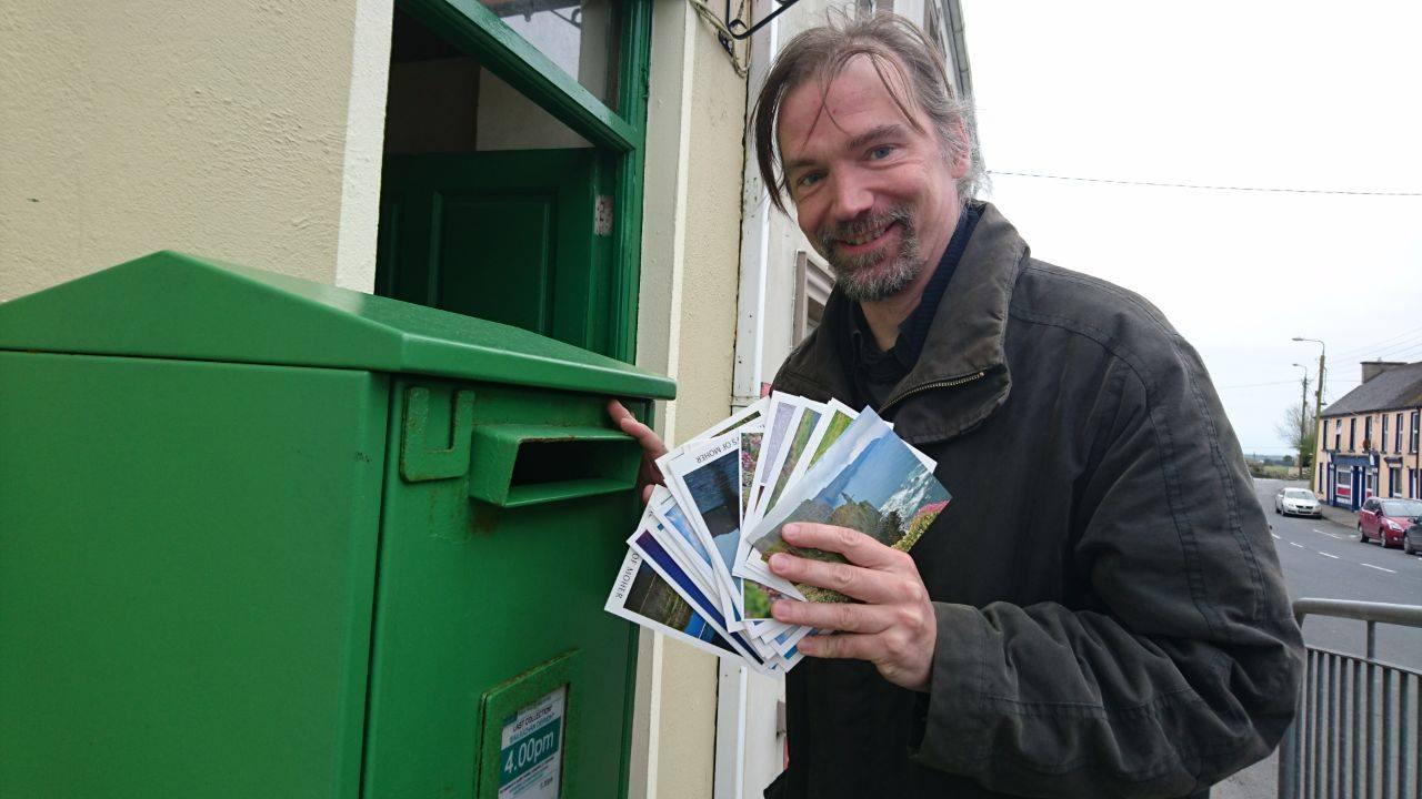 postkarte aus irland bestellen